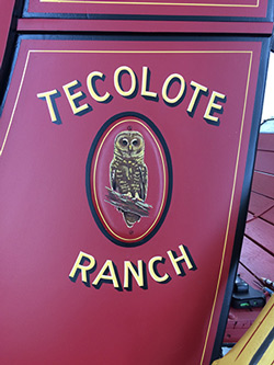 The Tecolote Ranch